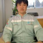 レッカーの加藤社長
